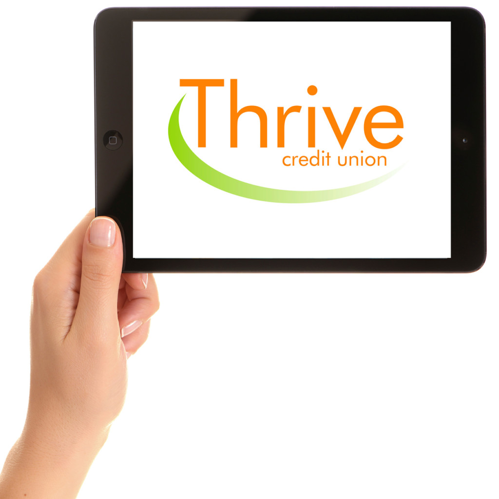 tablet with thrive