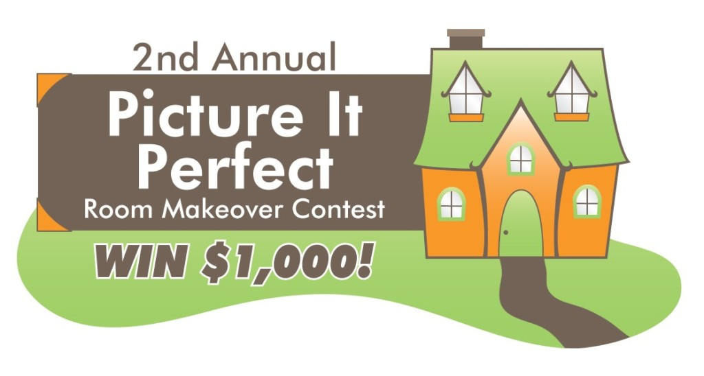 2nd Annual Room Makeover Contest Logo
